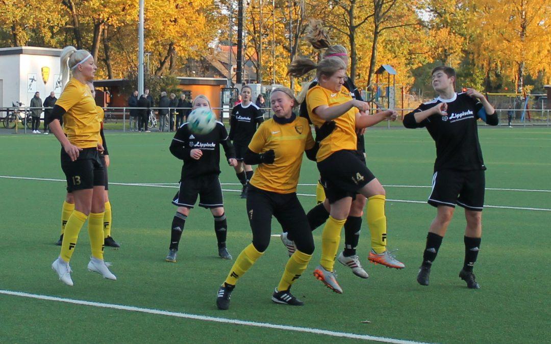 Frauen-LandesligaTuS Sennelager – FC Donop-Voßheide I1:4 (1:3)
